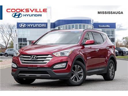 2014 Hyundai Santa Fe Sport  (Stk: H8331P) in Mississauga - Image 1 of 20