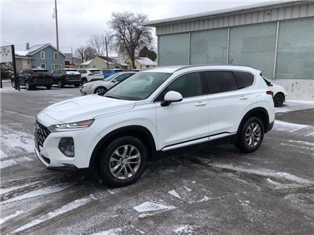 2019 Hyundai Santa Fe  (Stk: U26820) in Goderich - Image 1 of 18