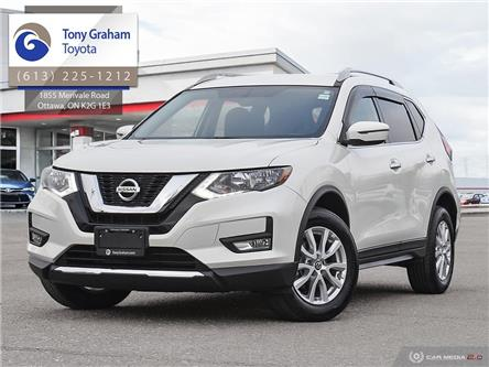 2017 Nissan Rogue SV (Stk: D11829A) in Ottawa - Image 1 of 30