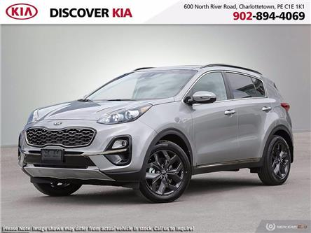 2021 Kia Sportage EX S (Stk: S6733A) in Charlottetown - Image 1 of 20