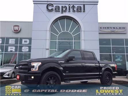 2016 Ford F-150 Lariat (Stk: L00627A) in Kanata - Image 1 of 25
