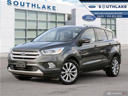 2018 Ford Escape Titanium (Stk: P51458) in Newmarket - Image 1 of 27