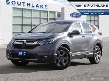 2017 Honda CR-V EX (Stk: P51471) in Newmarket - Image 1 of 27