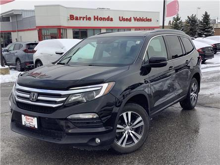 2018 Honda Pilot EX (Stk: U18422) in Barrie - Image 1 of 27