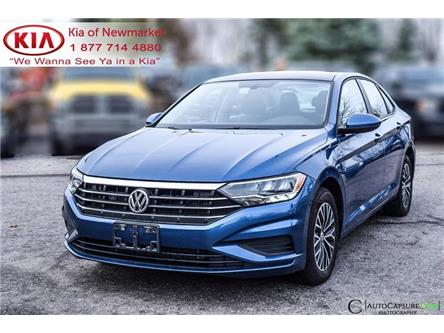 2019 Volkswagen Jetta 1.4 TSI Highline (Stk: 210107A) in Newmarket - Image 1 of 18