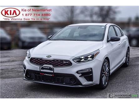 2021 Kia Forte GT Limited (Stk: 210117) in Newmarket - Image 1 of 22