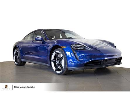 2020 Porsche Taycan 4S (Stk: 63278) in Ottawa - Image 1 of 21