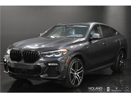 2021 BMW X6 M50i (Stk: A66833) in Montreal - Image 1 of 30