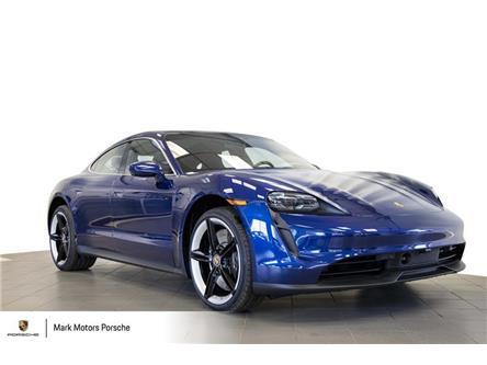 2020 Porsche Taycan 4S (Stk: 63282) in Ottawa - Image 1 of 22