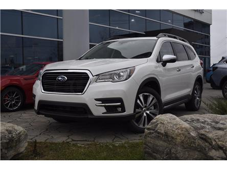 2021 Subaru Ascent Premier w/Black Leather (Stk: SM075) in Ottawa - Image 1 of 25