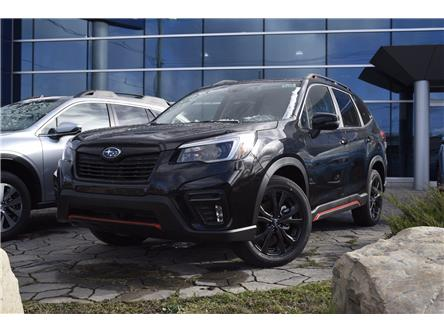 2021 Subaru Forester Sport (Stk: SM100) in Ottawa - Image 1 of 24