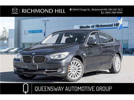 2012 BMW 535i xDrive Gran Turismo (Stk: P0549) in Richmond Hill - Image 1 of 19