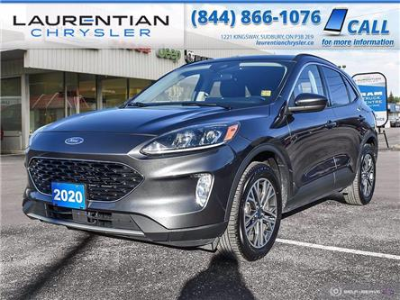 2020 Ford Escape SEL (Stk: BC0092) in Sudbury - Image 1 of 33