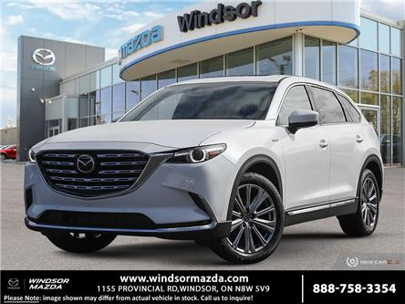 2021 Mazda CX-9 100th Anniversary Edition (Stk: C90088) in Windsor - Image 1 of 22