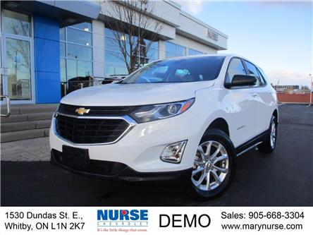 2021 Chevrolet Equinox LS (Stk: 21T045) in Whitby - Image 1 of 26