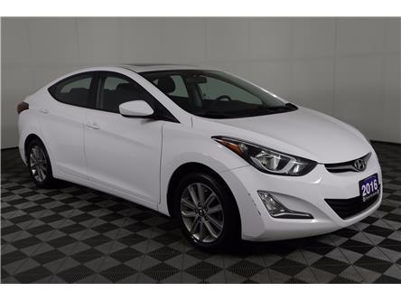 2016 Hyundai Elantra Sport Appearance (Stk: 120-284A) in Huntsville - Image 1 of 29