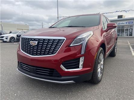 2021 Cadillac XT5 Premium Luxury (Stk: M099) in Thunder Bay - Image 1 of 21