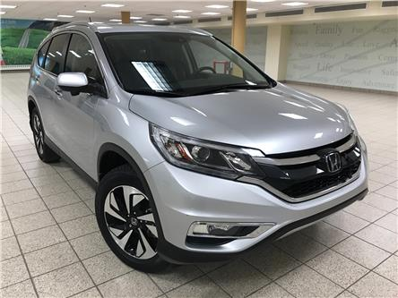 2016 Honda CR-V Touring (Stk: 5920) in Calgary - Image 1 of 21