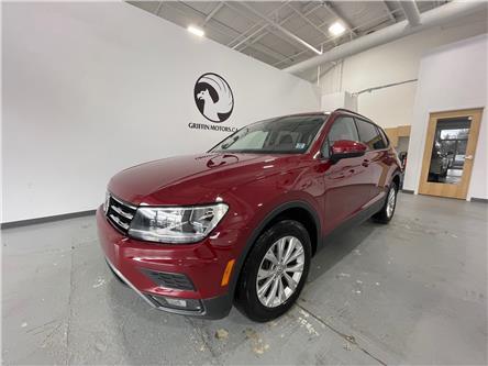 2018 Volkswagen Tiguan Trendline (Stk: 1415) in Halifax - Image 1 of 18