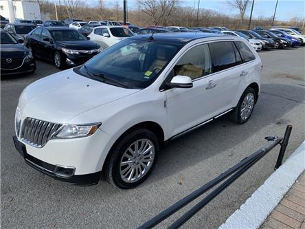2013 Lincoln MKX Base (Stk: ) in Ottawa - Image 1 of 9