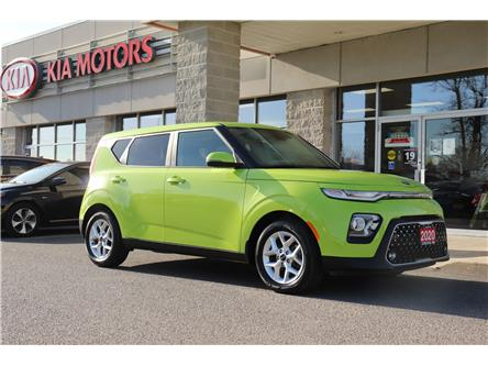 2020 Kia Soul EX (Stk: 77776) in Cobourg - Image 1 of 24