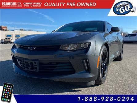 2017 Chevrolet Camaro 1LT (Stk: 21-0093A) in LaSalle - Image 1 of 22