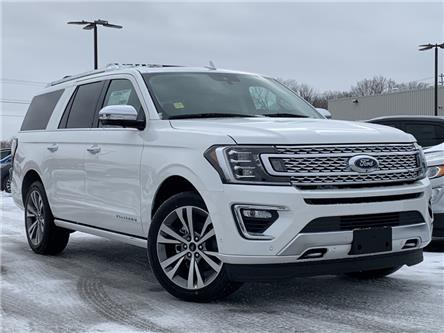 2020 Ford Expedition Max Platinum (Stk: 20T1096) in Midland - Image 1 of 18