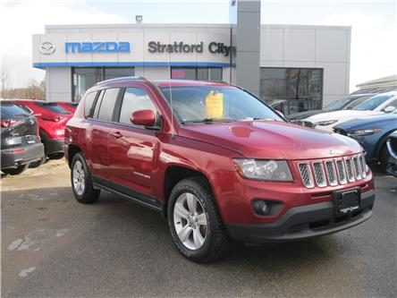 2014 Jeep Compass Sport/North (Stk: 20061A) in Stratford - Image 1 of 15