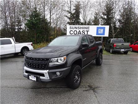 2021 Chevrolet Colorado ZR2 (Stk: CM119187) in Sechelt - Image 1 of 23