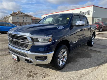2021 RAM 1500 Big Horn (Stk: 21-049) in Ingersoll - Image 1 of 19