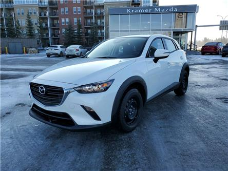 2021 Mazda CX-3 GS (Stk: N6188) in Calgary - Image 1 of 4