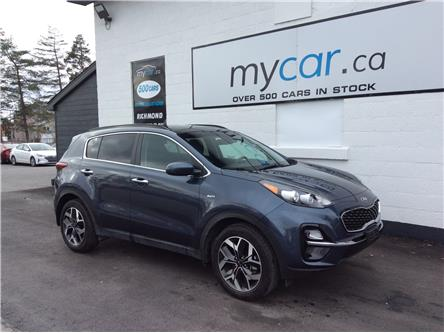 2020 Kia Sportage EX (Stk: 201164) in Cornwall - Image 1 of 22