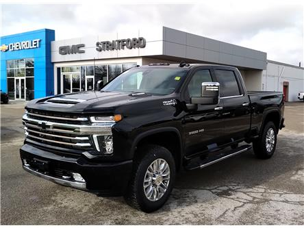2021 Chevrolet Silverado 3500HD High Country (Stk: TC2794) in Stratford - Image 1 of 7