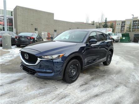 2020 Mazda CX-5 GS (Stk: N5553) in Calgary - Image 1 of 4