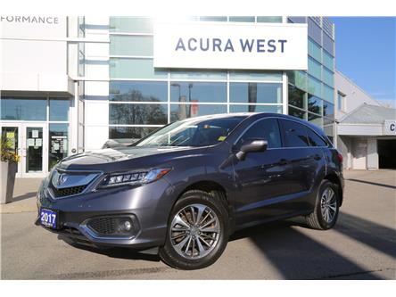 2017 Acura RDX Elite (Stk: 7331A) in London - Image 1 of 25