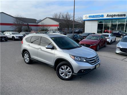 2013 Honda CR-V Touring (Stk: L8405A) in Peterborough - Image 1 of 12