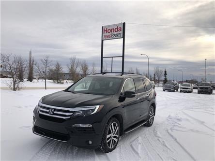 2017 Honda Pilot Touring (Stk: H16-2680A) in Grande Prairie - Image 1 of 27