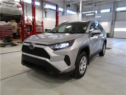 2020 Toyota RAV4 LE (Stk: 2190121) in Moose Jaw - Image 1 of 24