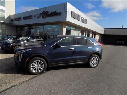 2021 Cadillac XT4 Luxury (Stk: 21070) in Smiths Falls - Image 1 of 15