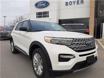 2021 Ford Explorer Limited (Stk: EX3100) in Bobcaygeon - Image 1 of 26