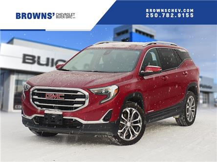 2018 GMC Terrain SLT (Stk: 4277A) in Dawson Creek - Image 1 of 15