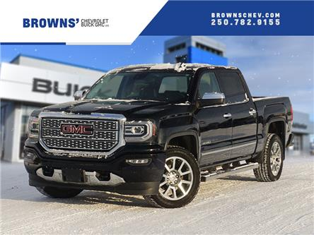 2018 GMC Sierra 1500 Denali (Stk: T20-1420A) in Dawson Creek - Image 1 of 15
