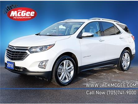 2018 Chevrolet Equinox Premier (Stk: 21112) in Peterborough - Image 1 of 21