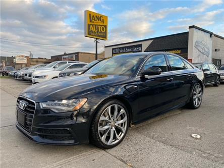 2012 Audi A6 3.0 Premium Plus (Stk: ) in Etobicoke - Image 1 of 23