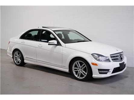 2013 Mercedes-Benz C-Class Base (Stk: 872647) in Vaughan - Image 1 of 27