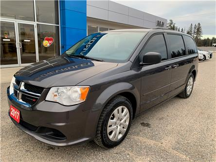 2017 Dodge Grand Caravan CVP/SXT (Stk: T20211B) in Sundridge - Image 1 of 11