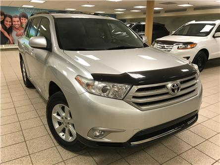 2011 Toyota Highlander Base (Stk: 210070A) in Calgary - Image 1 of 21