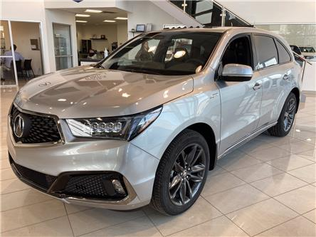 2020 Acura MDX A-Spec (Stk: 20MD3336) in Red Deer - Image 1 of 17