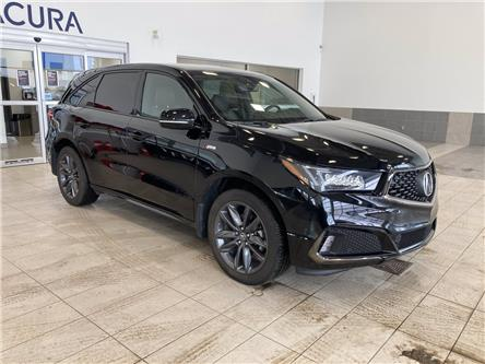 2019 Acura MDX A-Spec (Stk: P802282) in Red Deer - Image 1 of 29
