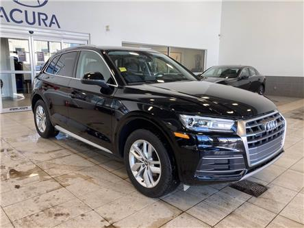 2018 Audi Q5 2.0T Komfort (Stk: ICAG073781) in Red Deer - Image 1 of 30